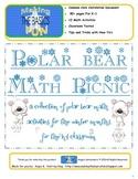 Polar Bear Math Picnic