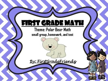 Polar Bear Math for Firsties
