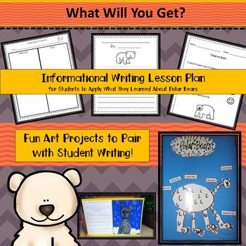 Polar Bear Reading and Writing Unit