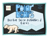 Polar Bear Number Sense Activities