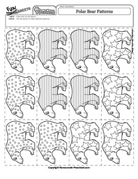 Polar Bear Patterns
