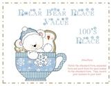 Polar Bear Place Value - 100's Place