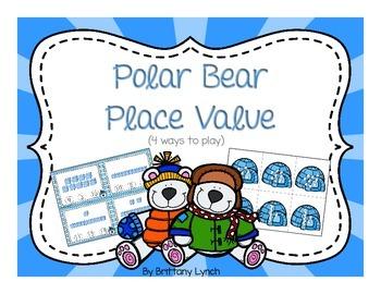 Polar Bear Place Value