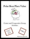 Polar Bear Place Value Activity (5.NBT.2)