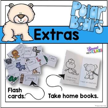 Polar Bear, Polar Bear Activities and Communication Boards