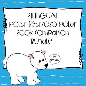 Polar Bear, Polar Bear Bilingual Bundle