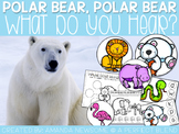 Polar Bear, Polar Bear {Book Companion}