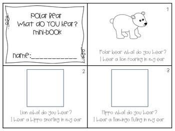 Polar Bear, Polar Bear Book Companion