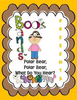 Polar Bear Polar Bear Headband BookBands {Retelling and Sequencing}