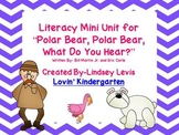 Polar Bear, Polar Bear - Literacy Mini Unit