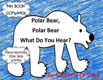 Polar Bear, Polar Bear (Story Companion)