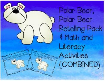 Polar Bear, Polar Bear, What Do You Hear? Bundled Activities