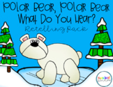 Polar Bear, Polar Bear, What Do You Hear? Retelling Pack