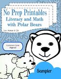 Sample Polar Bear Worksheets