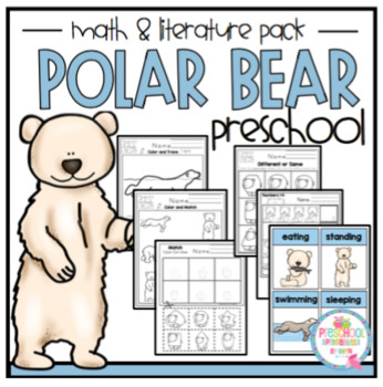 Polar Bear Printable