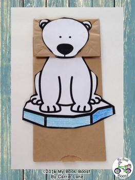 https://www.teacherspayteachers.com/Product/Polar-Bear-Puppet-Craft-2839942