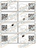 Polar Bear QR Codes