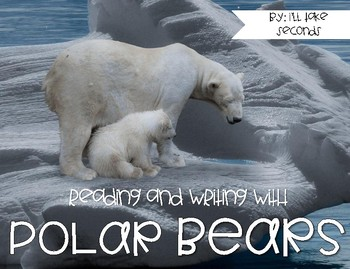 Polar Bear Reading and Writing
