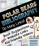 Polar Bear Research Resources: A Clickable PDF