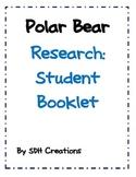 Polar Bear Research: Student Booklet