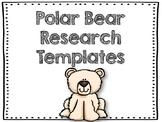 Polar Bear Research Templates
