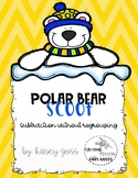 Polar Bear Scoot with Subtraction -no regrouping-