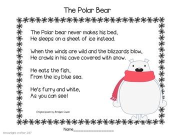 Polar Bear Shared Reading