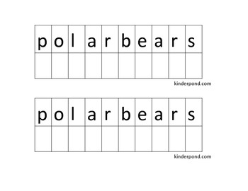 Polar Bear Spinner