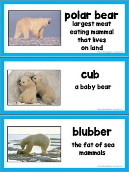 Polar Bear Stagger Book, Craft and More