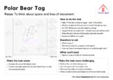 Polar Bear Tag - PE Game