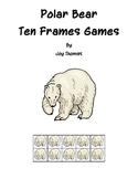 Polar Bear Ten Frames games