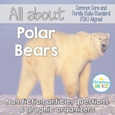 Polar Bear FSA & CCSS Reading and Language/Editing Practice