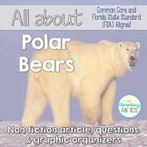 Polar Bear FSA & CCSS Reading and Language Practice | Dist
