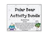 Polar Bear Themed Activites Bundle