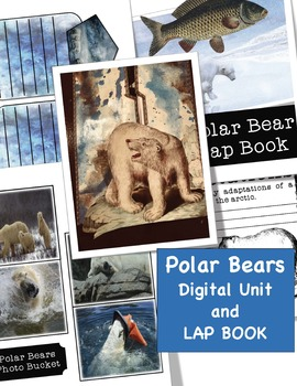 Polar Bear Unit and Lap Book