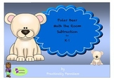 Polar Bear Winter Math-the-Room FREEBIE!
