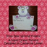 Polar Bear Writing Craft Project