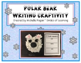 Polar Bear Writing Craftivity - Ice Bear