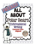 Polar Bear Writing Freebie