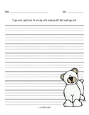 Polar Bear Writing Prompt