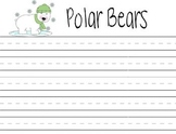 Polar Bear Writing Prompt