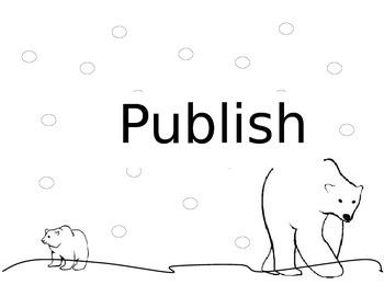 Polar Bear Writing Unit