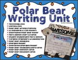 Polar Bear Writing and Craft Unit -Total Unit ~ Vocabulary