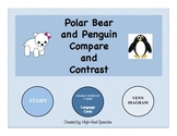 Polar Bear and Penguin Compare and Contrast