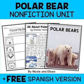 Nonfiction Unit - Polar Bear Activities