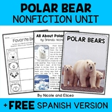 Polar Bear Activities Nonfiction Unit