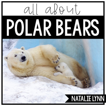 Label Parts Of A Polar Bear Teaching Resources