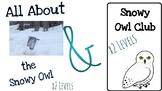 Snowy Owls Book Club Bundle