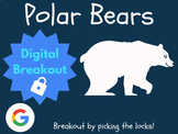 Polar Bears - Digital Breakout! (Escape Room, Brain Break)