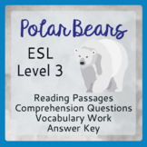 Polar Bears (ESL 3)